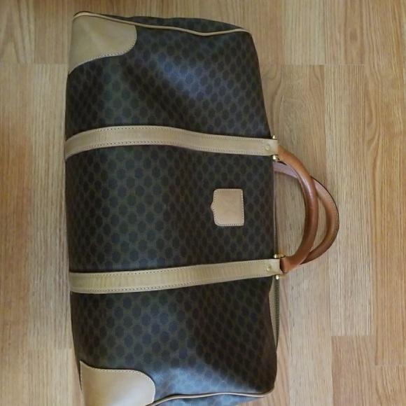 Celine Bags   Weekender Bag   Poshmark f1c4499895